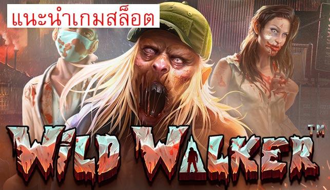 เกมสล็อต Wild Walker
